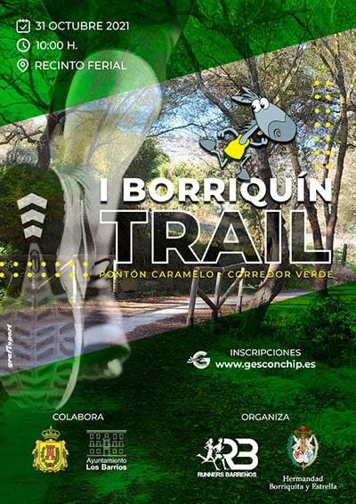 Borriquín Trail Los Barrios