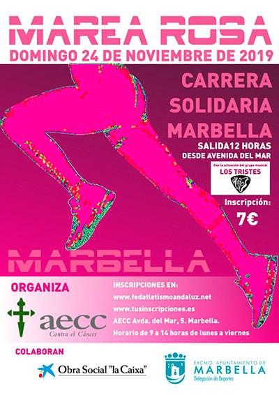 Carrera contra el Cáncer Marbella