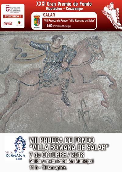 Carrera de Fondo Villa Romana Salar