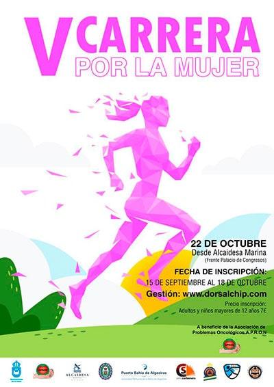 Carrera de la Mujer La Línea de la Concepción
