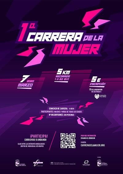 Carrera de la Mujer La Puebla de Cazalla