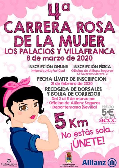 Carrera de la Mujer Los Palacios y Villafranca
