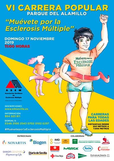Carrera Esclerosis Múltiple Sevilla