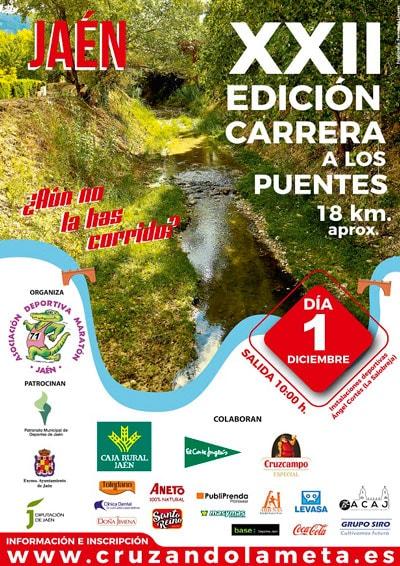 Carrera Los Puentes Jaén