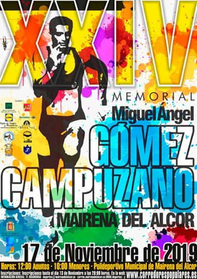 Carrera Miguel Ángel Gómez Campuzano Mairena del Alcor