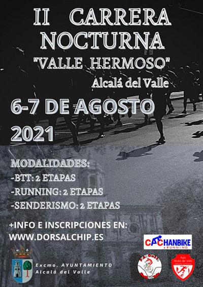 Carrera Nocturna Alcalá del Valle