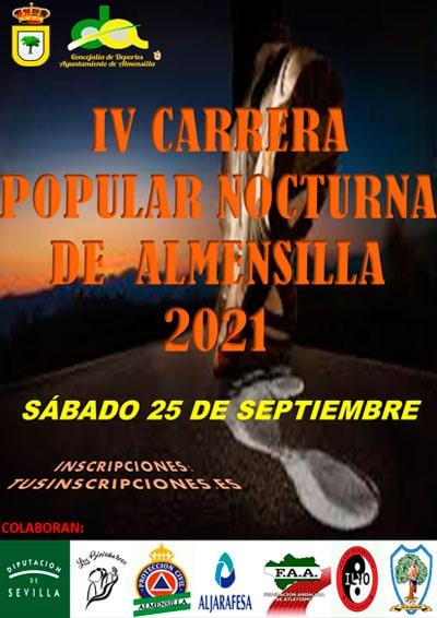 Carrera Nocturna Almensilla