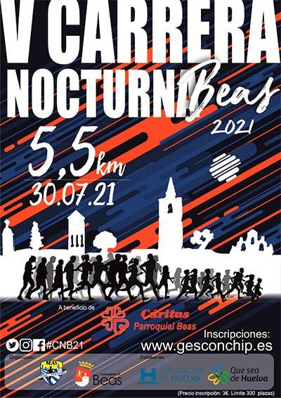Carrera Nocturna Beas