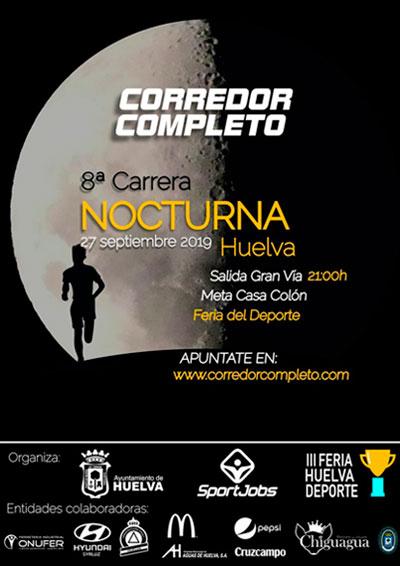 Carrera Nocturna Huelva