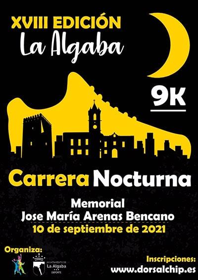 Carrera Nocturna La Algaba