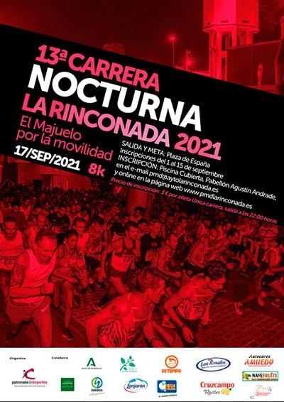 Carrera Nocturna La Rinconada