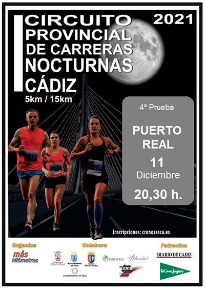 Carrera Nocturna Puerto Real