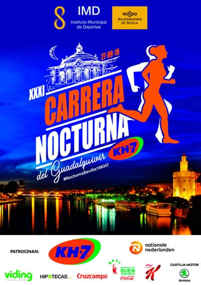 Carrera Nocturna Sevilla
