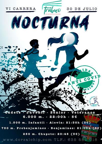 Carrera Nocturna Villanueva del Trabuco