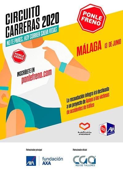 Carrera Ponle Freno Málaga