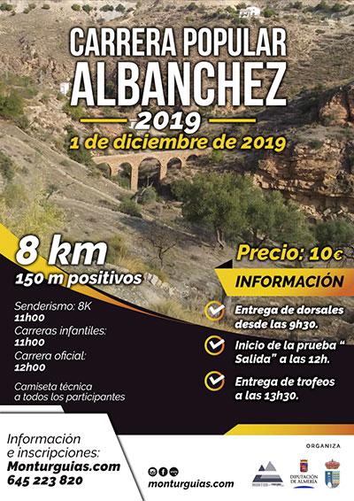 Carrera Popular Albanchez