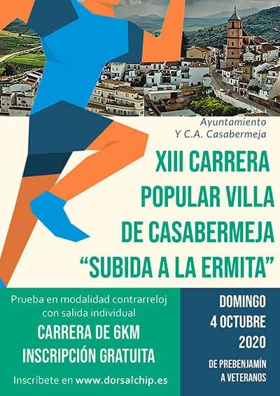 Carrera Popular Casabermeja
