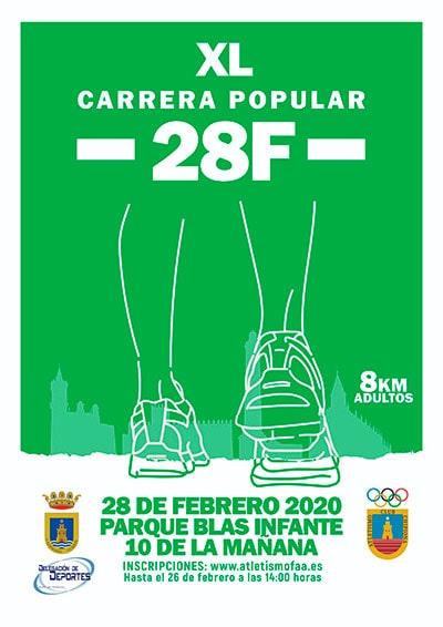 Carrera Popular Día de Andalucía Chipiona