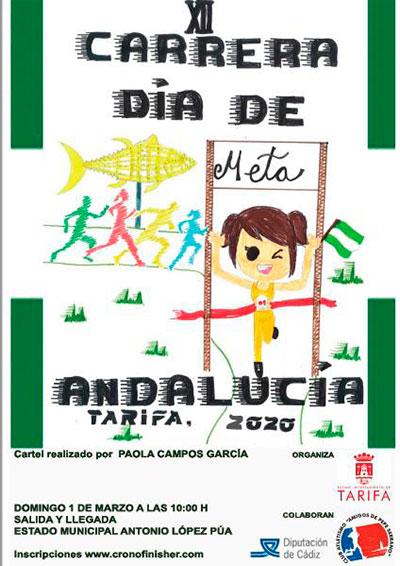 Carrera Popular Día de Andalucía Tarifa