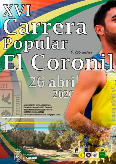 Carrera Popular El Coronil