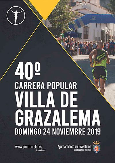 Carrera Popular Grazalema