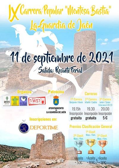Carrera Popular La Guardia de Jaén