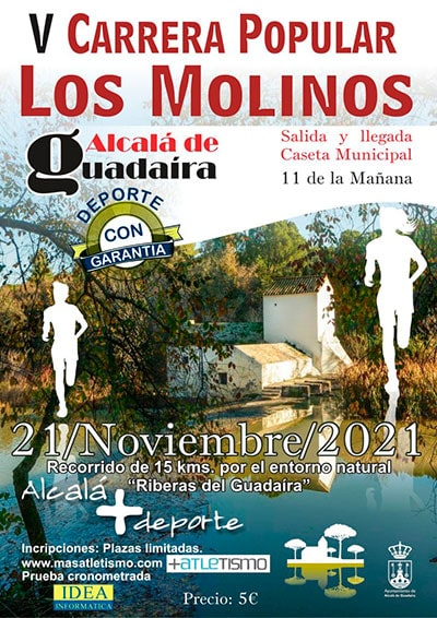 Carrera Popular Los Molinos Alcalá de Guadaíra