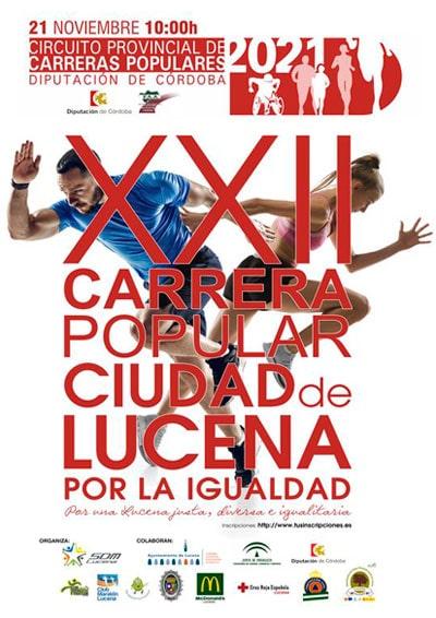 Carrera Popular Lucena