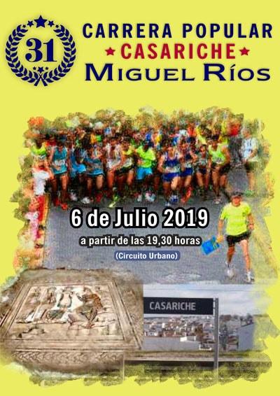 Carrera Popular Miguel Ríos Casariche