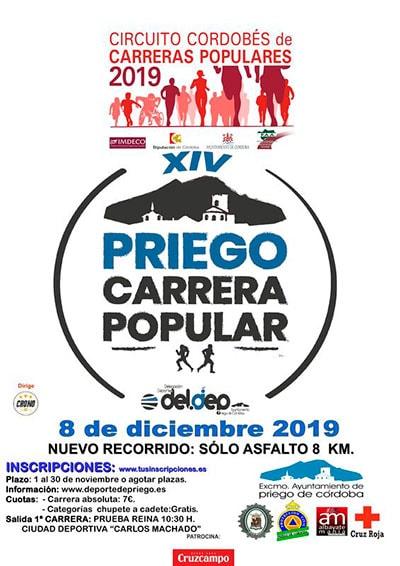 Carrera Popular Priego de Córdoba