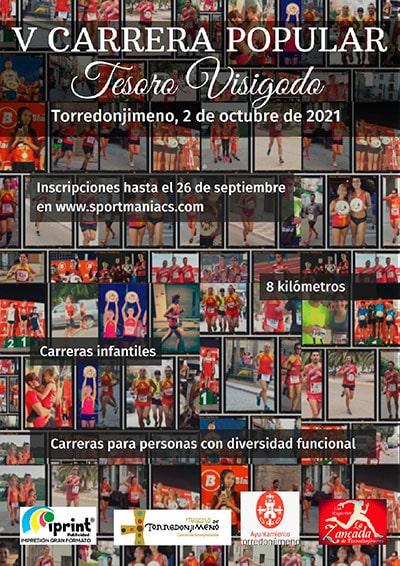 Carrera Popular Torredonjimeno