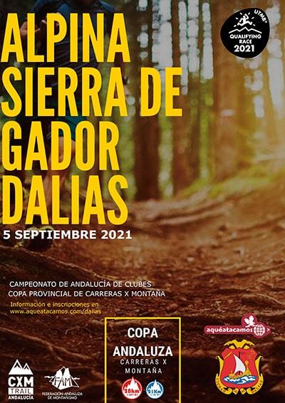 Carrera por Montaña Alpina Sierra de Gádor Dalías