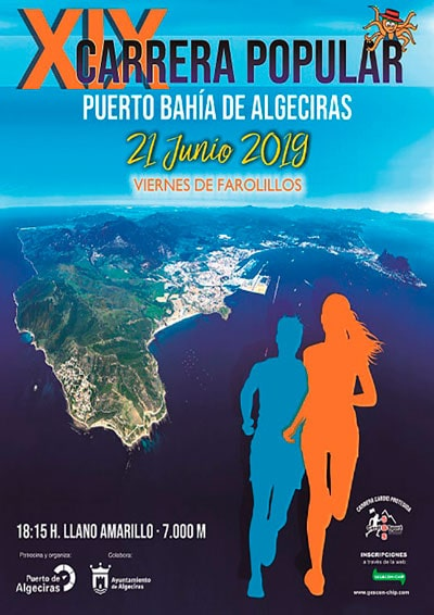 Carrera Puerto de Algeciras