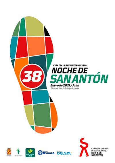Carrera San Antón Jaén