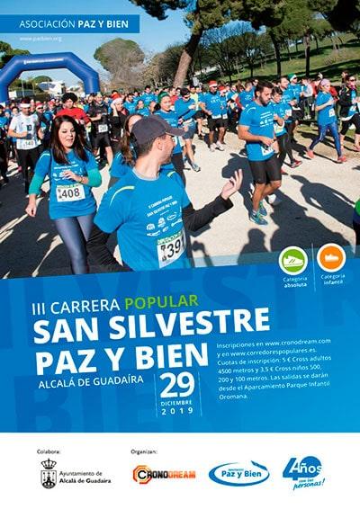 Carrera San Silvestre Alcalá de Guadaíra