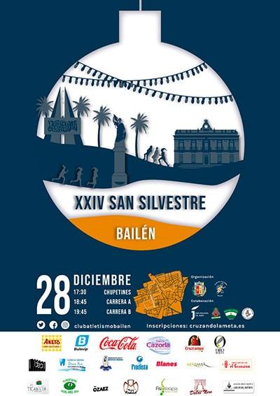 Carrera San Silvestre Bailén