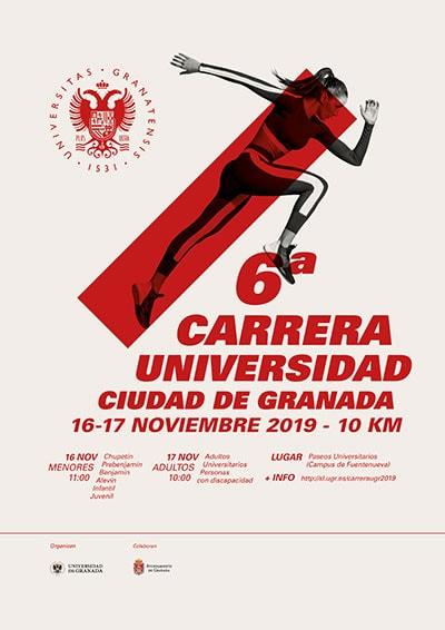 Carrera Universidad de Granada
