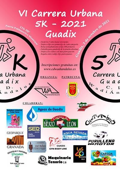Carrera Urbana Guadix