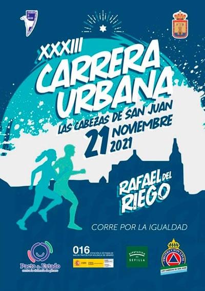 Carrera Urbana Las Cabezas de San Juan