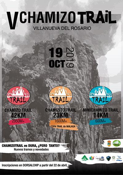 Chamizo Trail Villanueva del Rosario