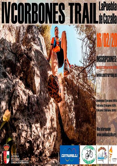 Corbones Trail La Puebla de Cazalla