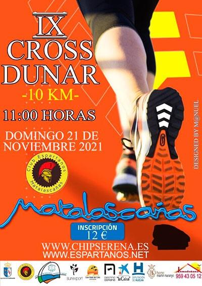 Cross Dunar Matalascañas