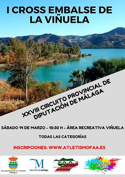 Cross La Viñuela