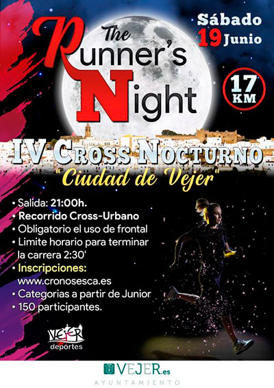 Cross Nocturno Vejer
