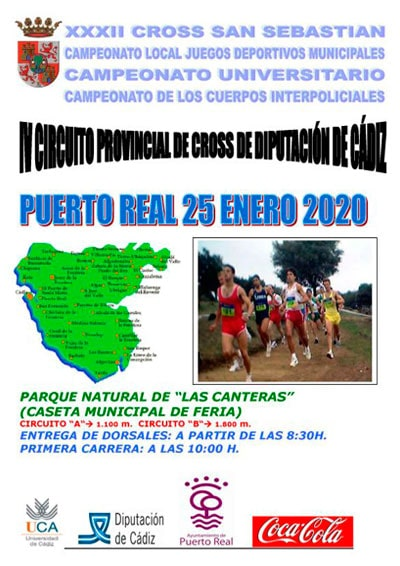 Cross Puerto Real