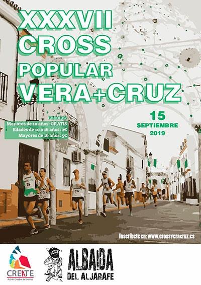 Cross Vera Cruz Albaida del Aljarafe