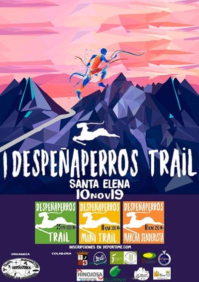 Despeñaperros Trail Santa Elena