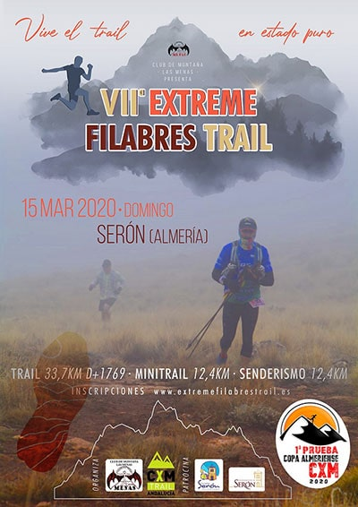 Extreme Filabres Trail Serón