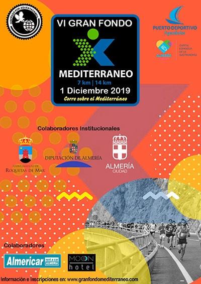 Gran Fondo Mediterráneo Roquetas de Mar