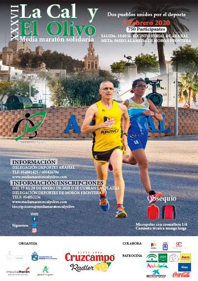 Media Maratón Arahal Morón de la Frontera